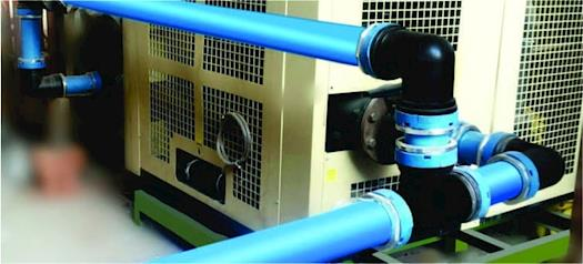 Aluminium Piping for Compressed Air in UAE, Abu Dhabi