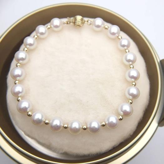 Know more about luxury Akoya pearls bracelets