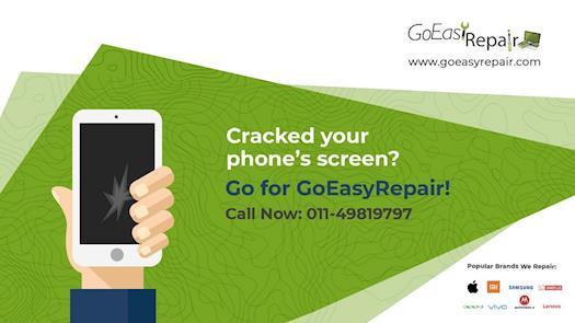 Mobile screen repair at doorstep in Delhi, Ncr