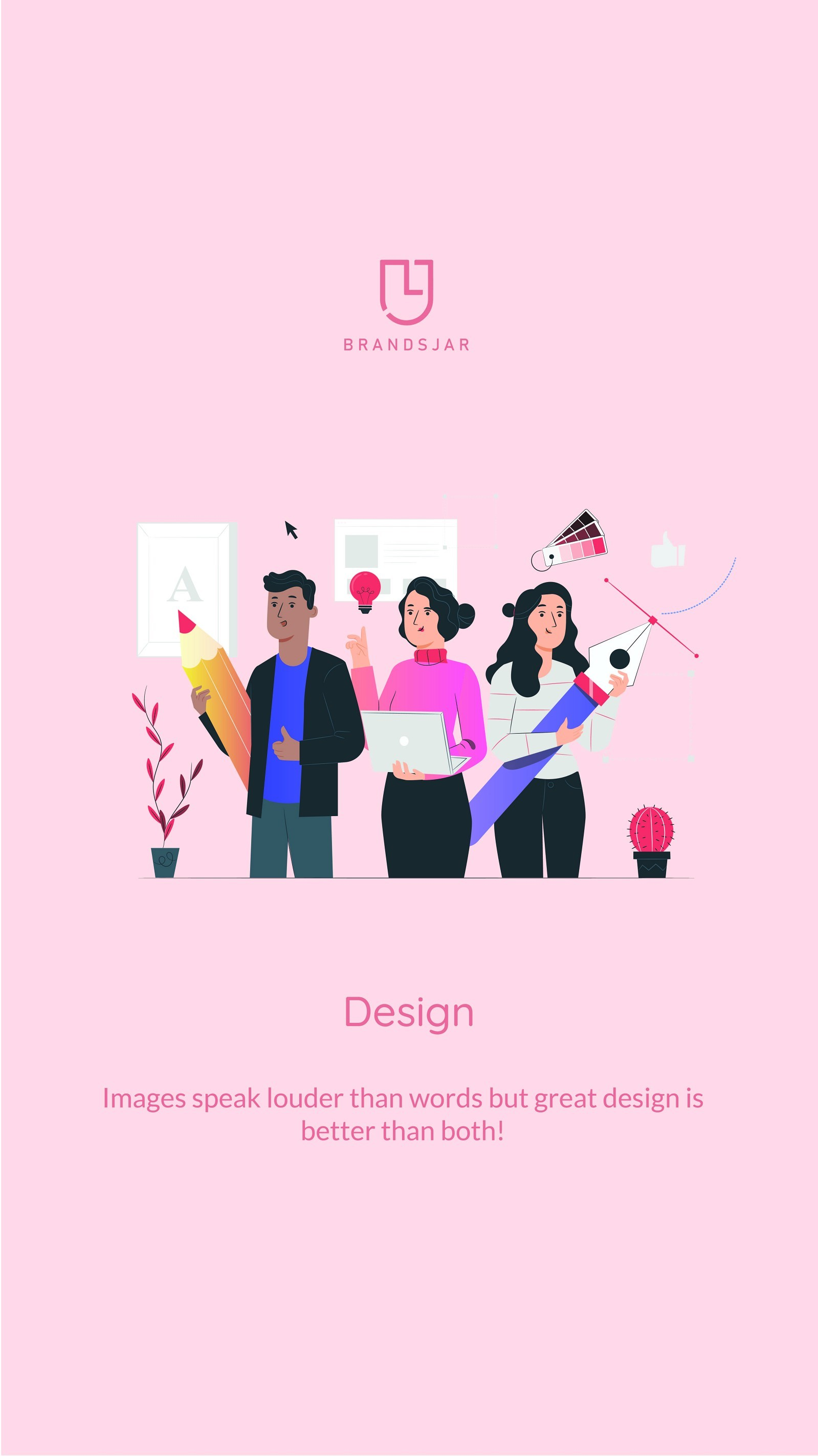 BrandsJar - Best Website Designing Company in India