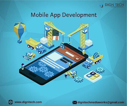 Mobile app development company | Dignitech