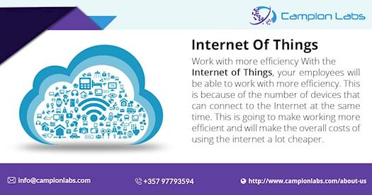 Internet Of Things - Campion Labs