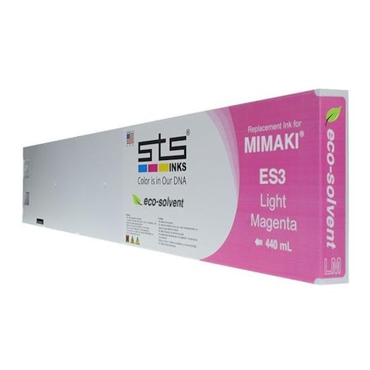 Replacement Cartridge for Mimaki Eco-Solvent ES3 440ml Light Magenta SPC-0440LM