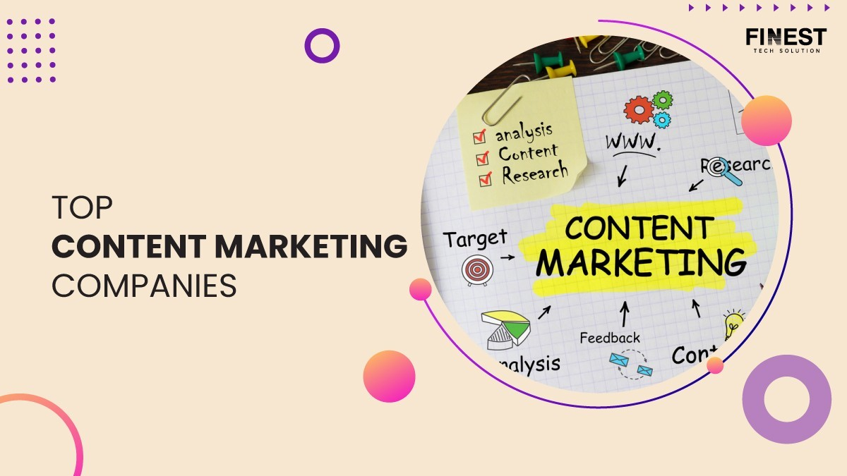 Top content marketing companies