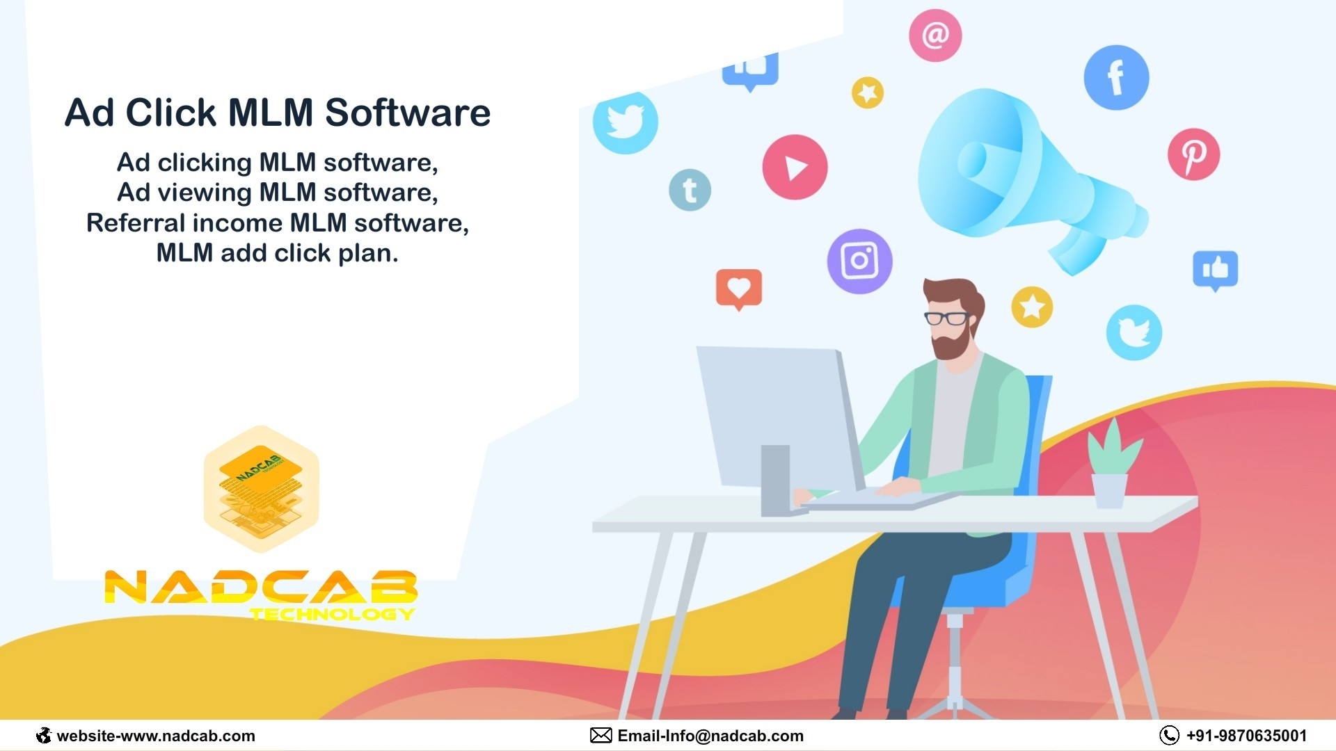 AD Click MLM Software