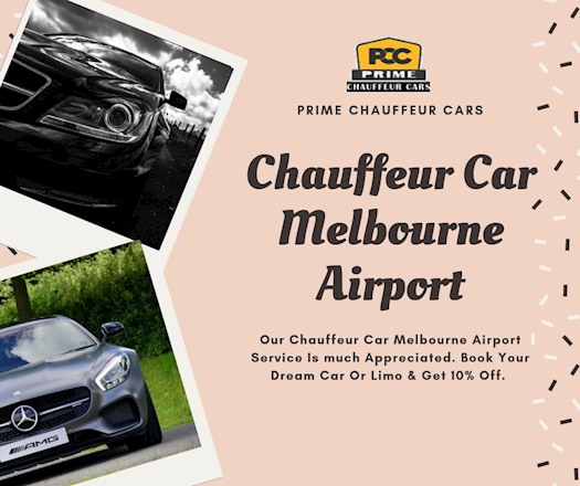 Chauffeur Car Melbourne Airport