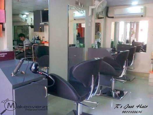 hair salon in saket