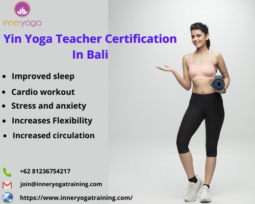 Yin Yoga Teacher Certification In Bali