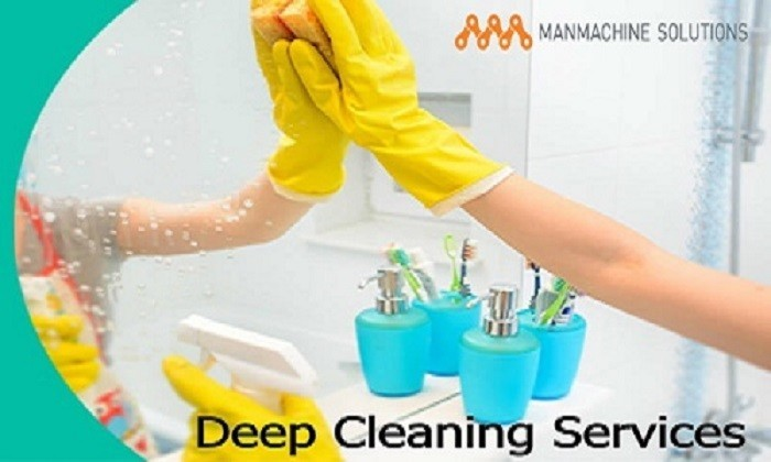 Diverse Range of Deep Cleaning Services