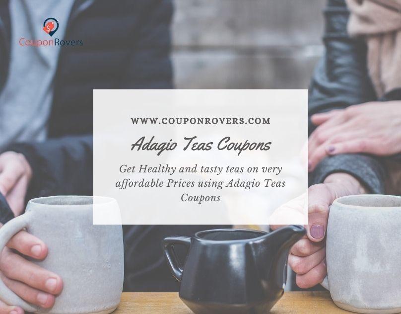 Adagio Teas Coupons