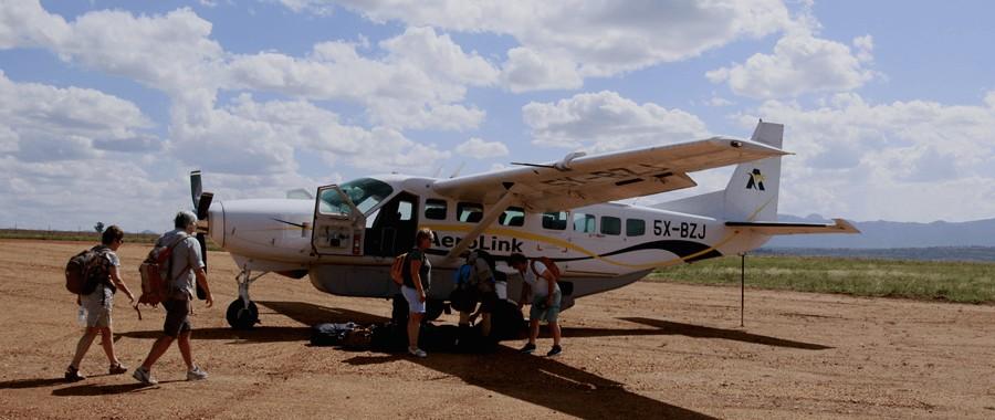 FLY IN LUXURY UGANDA SAFARIS