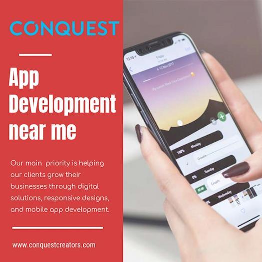 App Development near me