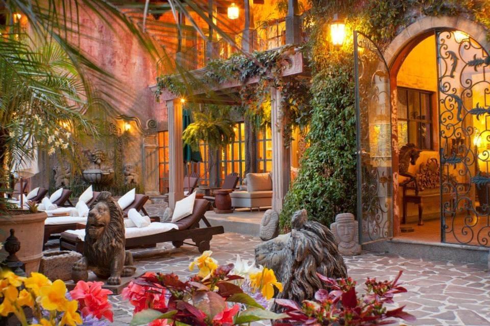 Hotels Atitlan - Casa Prana by Night