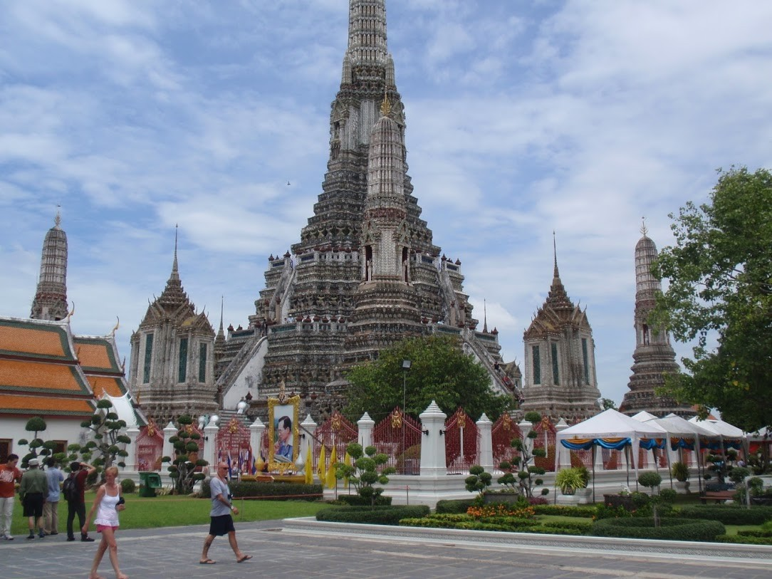 Wat Arun - Temple of Dawn, Bangkok