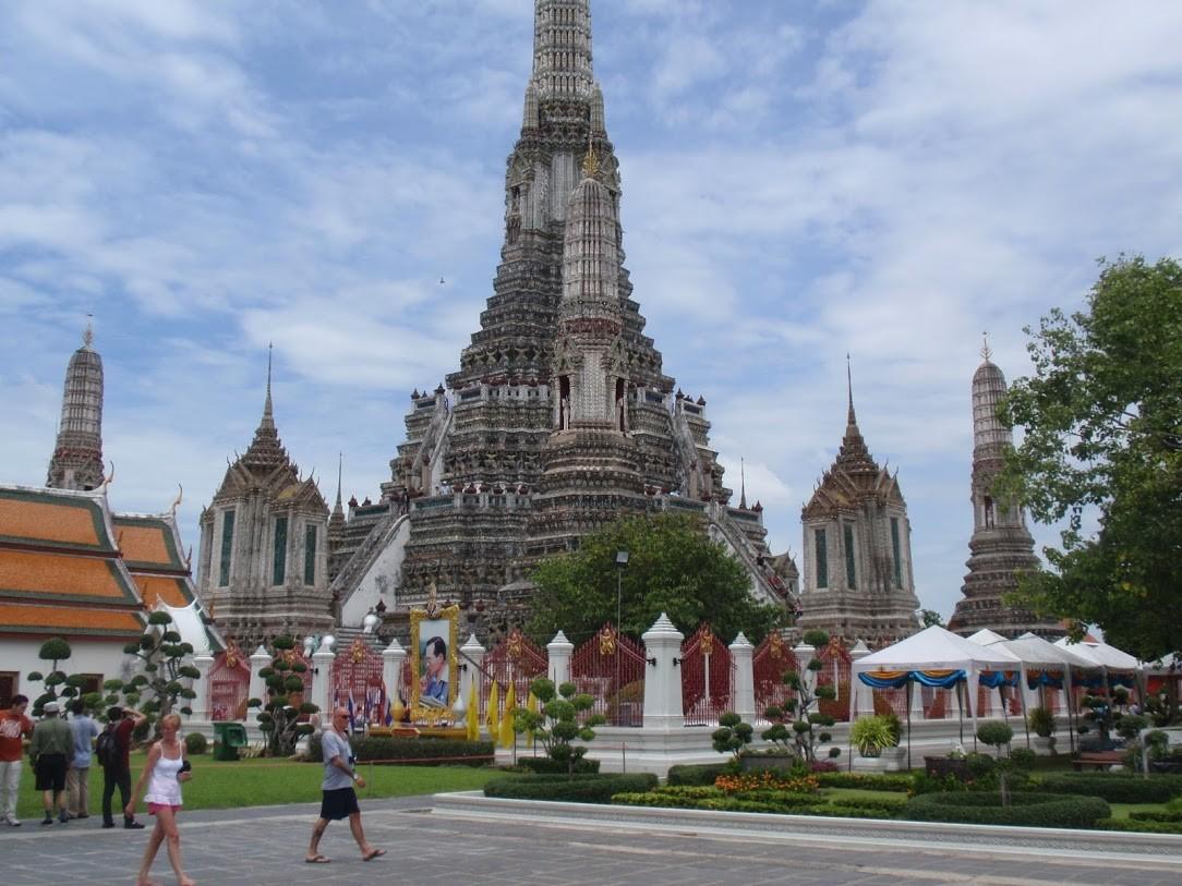 Wat Arun - Temple of Dawn, Bangkok