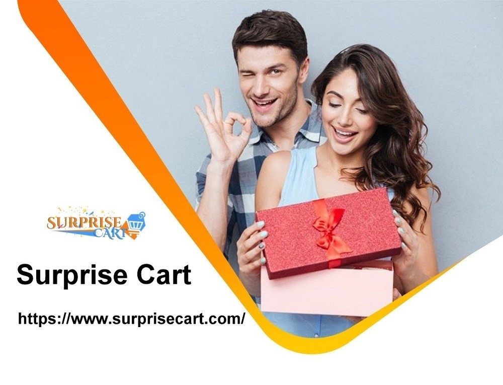 Send  Best Surprise Gift Online in India for Your Loved Ones