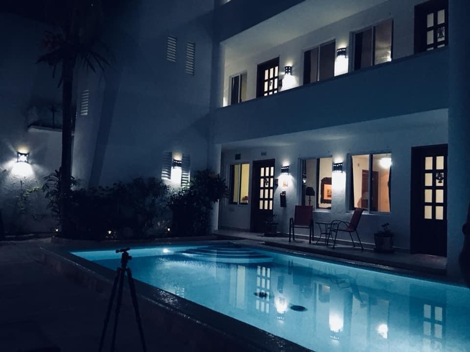 Hotel Villa Deja Blue is an Ideal Luxury Vacation Rentals Cozumel