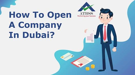 How to Open A Company in Dubai