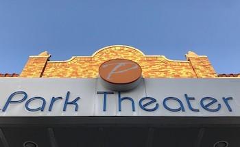 Park Theatre entrance