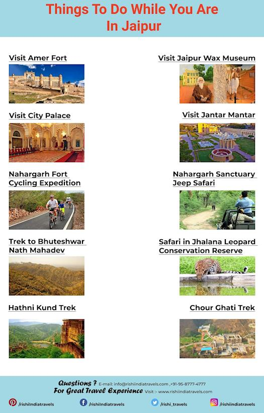 Things To Do While You Are In Jaipur - Rishi India Travels