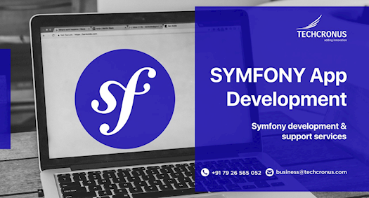 Symfony web application