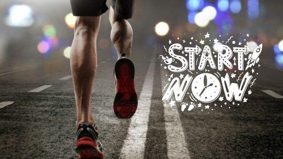 Running training plan for beginners