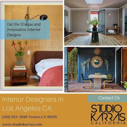 Interior Designers in Los-Angeles CA