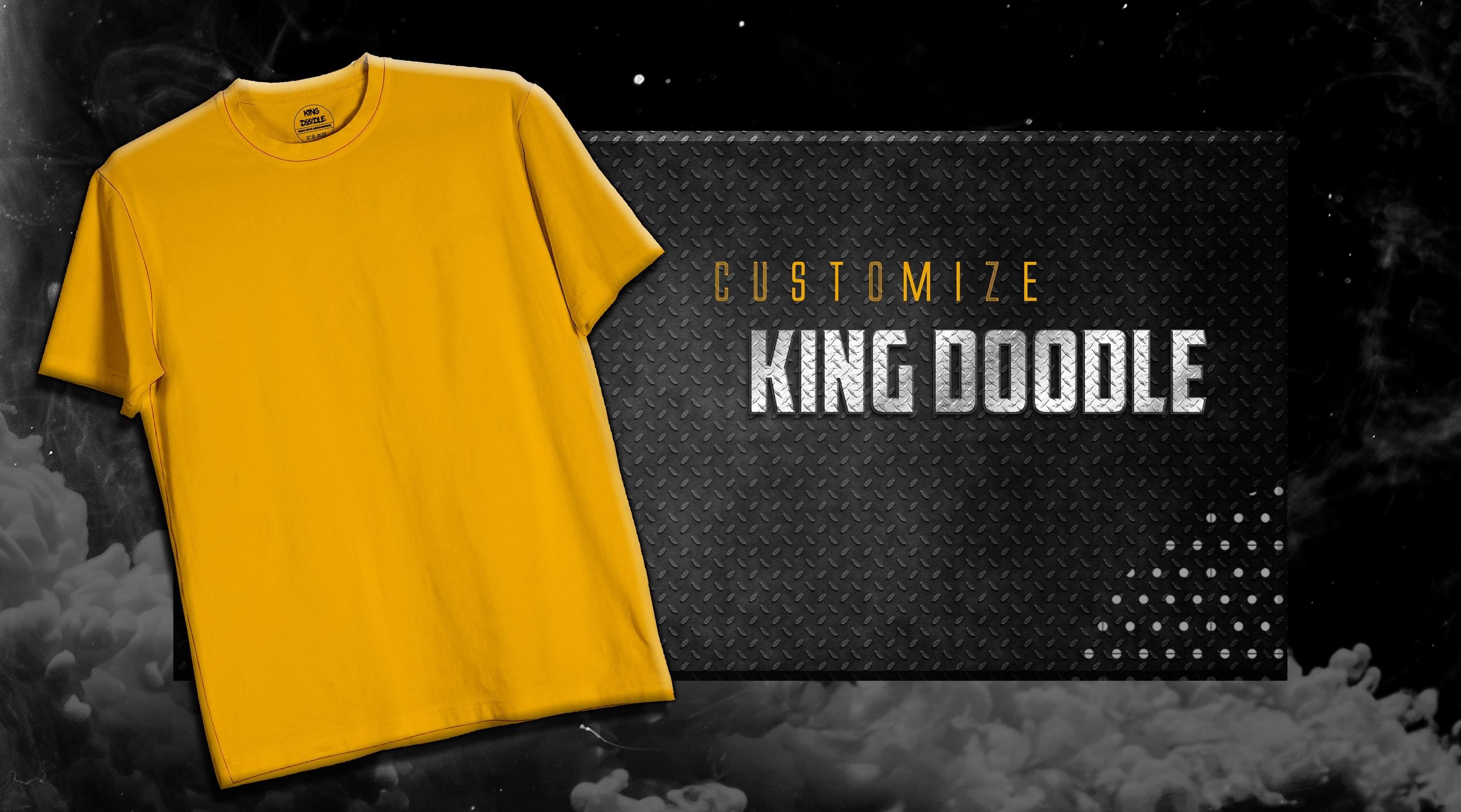 Custom T shirts online