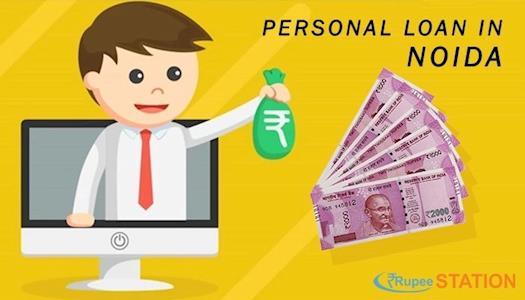 Personal Loan in Noida