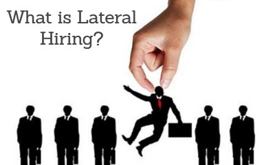 What is Lateral Hiring ?
