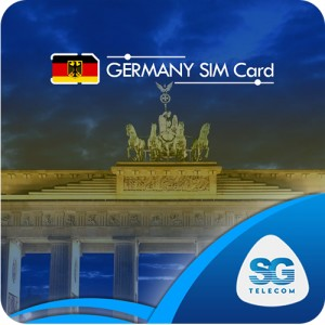 Affordable Germany SIM Card for Tourist