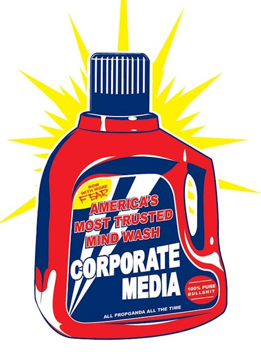Corporate Media Poster design