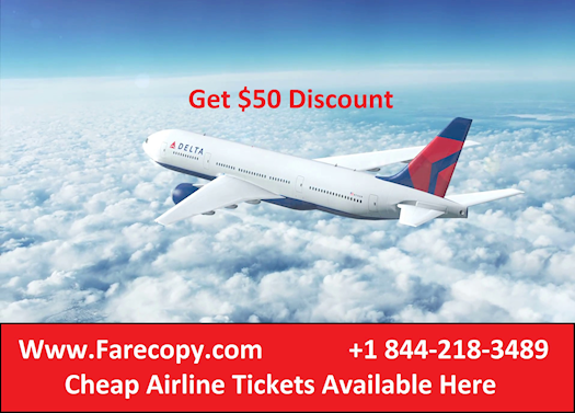 Delta Airlines Discounted Tickets – Fare Copy