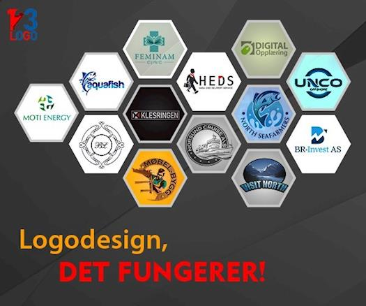 Profesjonelle logodesigntjenester