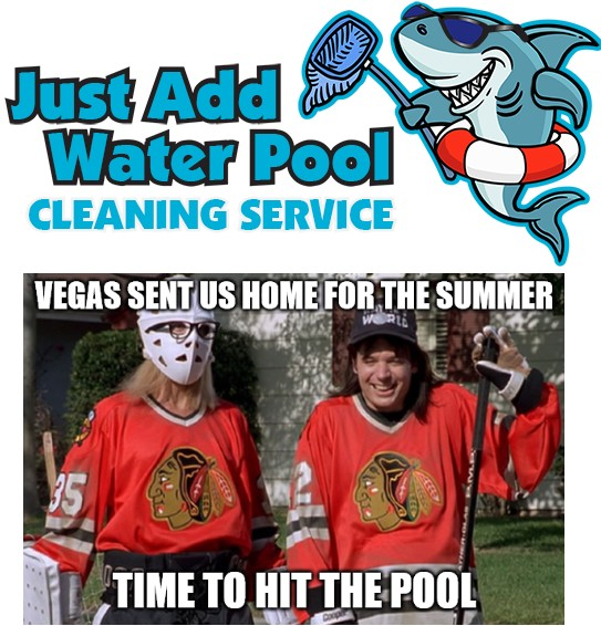 Just Add Water Pool Cleaning Service LLC