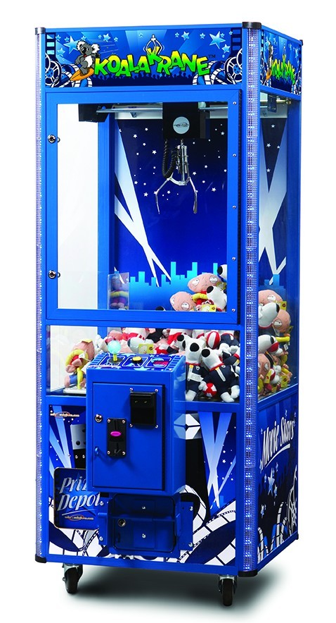 Standard Claw Machines