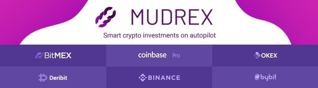 Mudrex-Algo Trading Platform