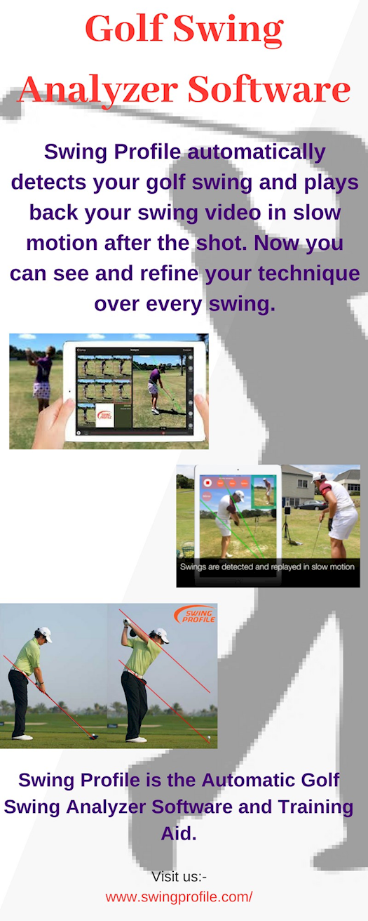 Analyzing Your Golf Is Easy With Golf Swing Analyzer Software
