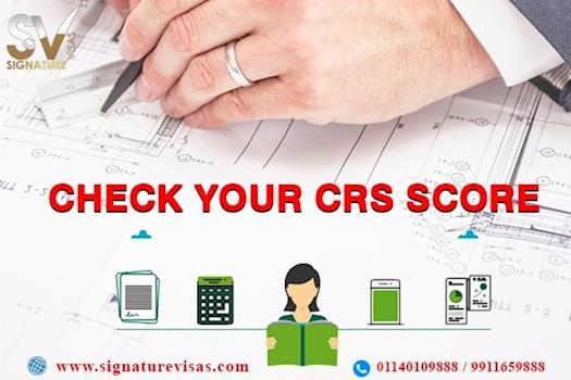 canada immigration CRS Points Calculator for Permanent residency