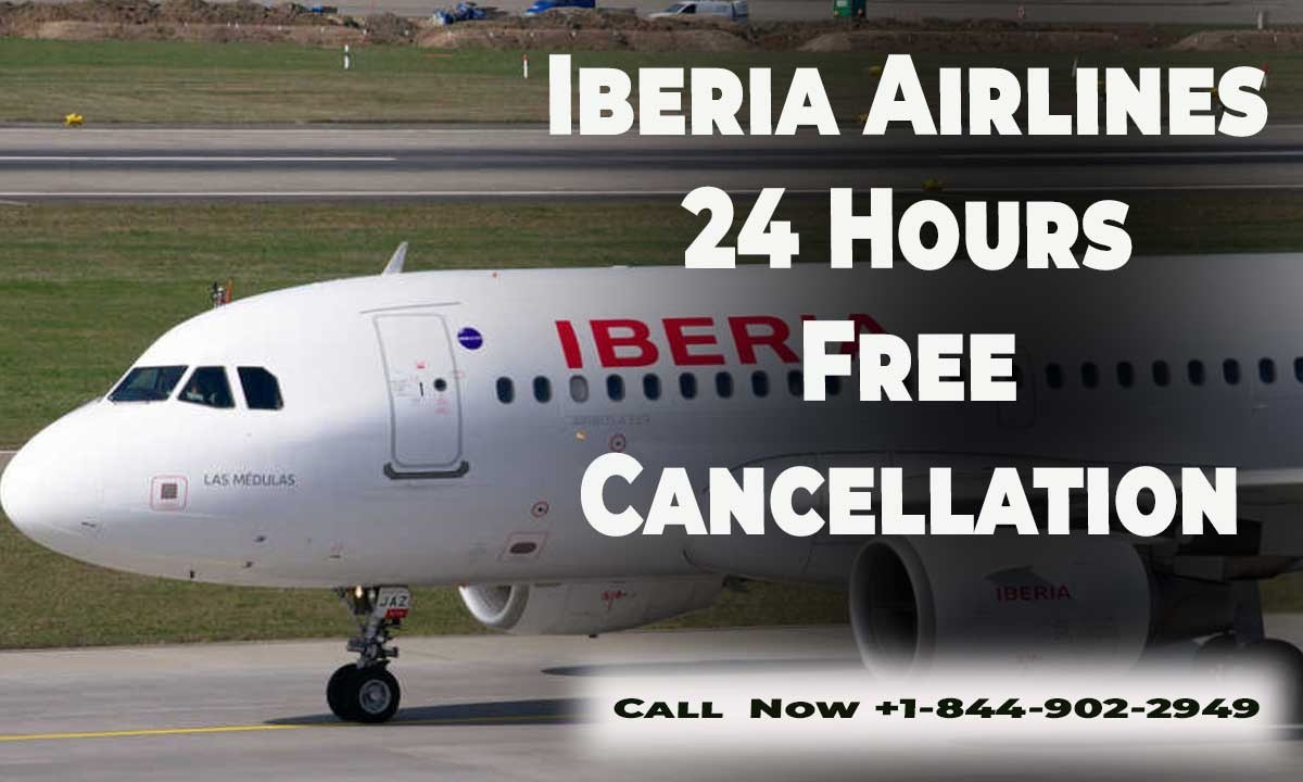 Learn the easy way to cancel Iberia Airlines flights