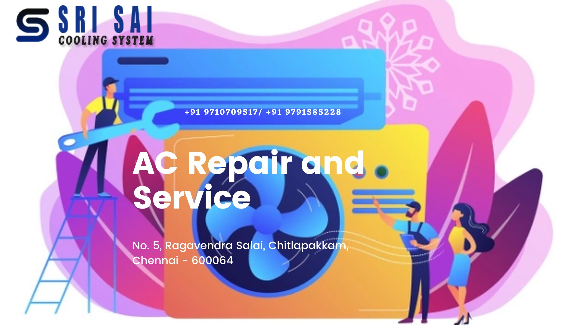 Ac Repair And Service In Chromepet