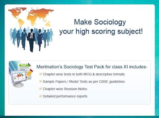 Sociology Test Pack