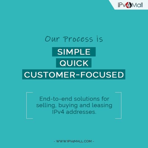 Global IPv4 Address Marketplace | IPv4 Brokers | IPv4Mall