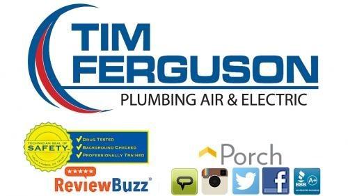 Tim Ferguson Plumbing Air Electric