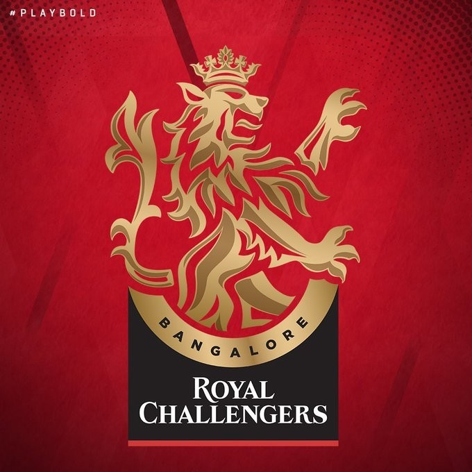 RCB Revealed Their New Logo Featuring A Lion In It