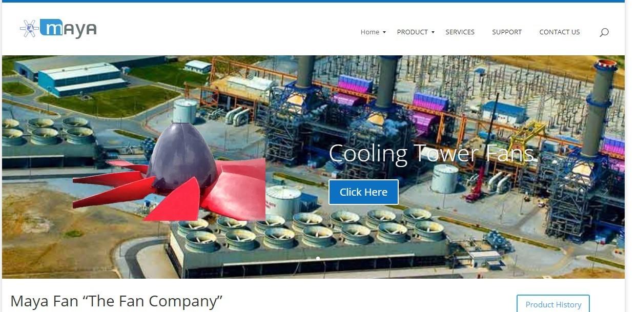 THE FAN COMPANY | MAYA FAN AIR ENGINEERING PVT LTD