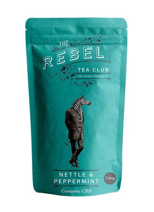 Nettle and Peppermint CBD Tea