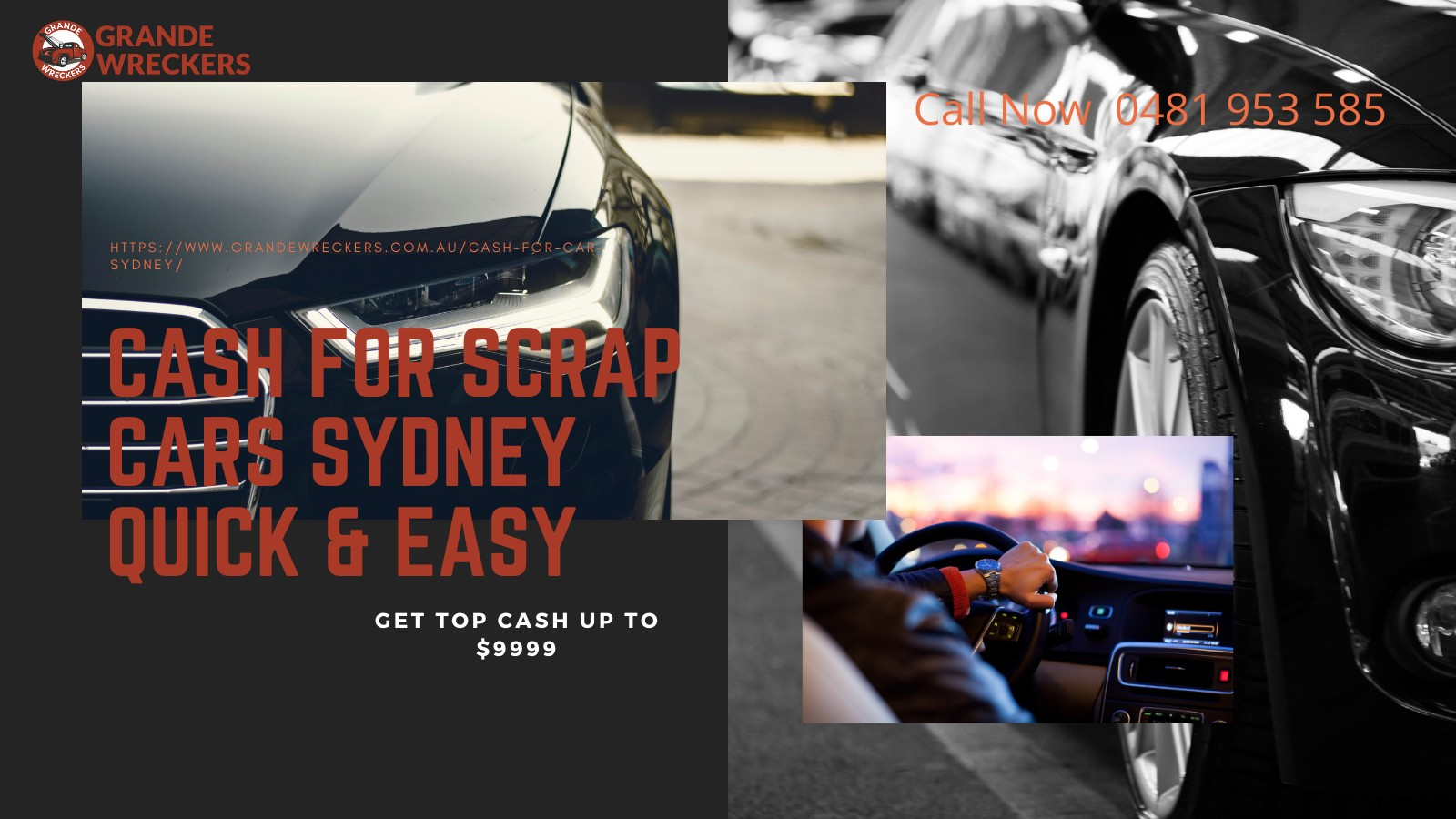 Cash For cars Need top Cash for Cars Sydney?
