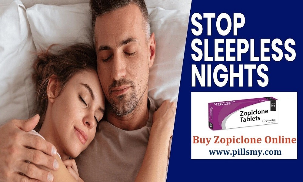 Where to Overnight Buy Zopiclone Online in UK with COD