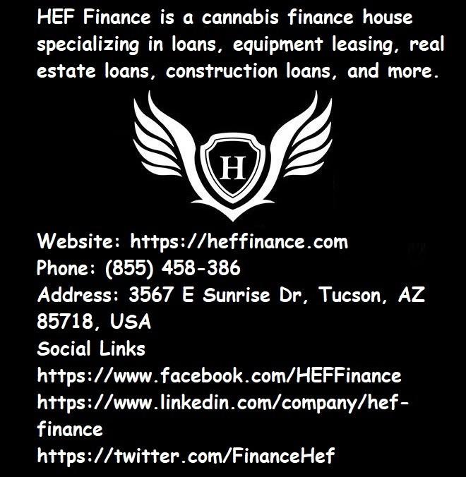 Cannabis Business Loans